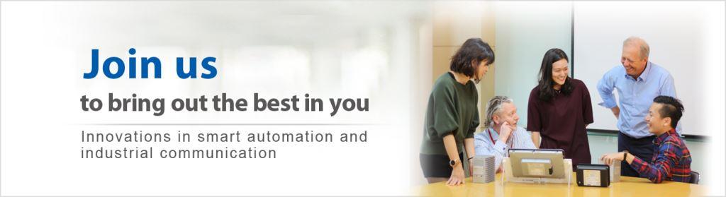 Korenix Technology, Career, Work with us, grow with us, employee training