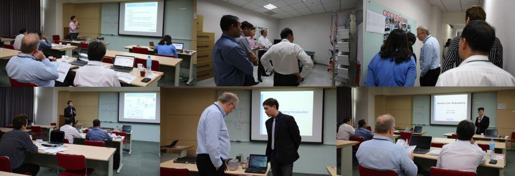Korenix Certificated Engineer Training Seminar