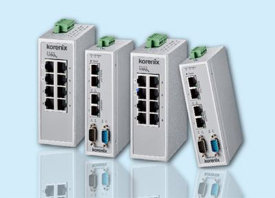 Korenix Launches New Industrial Fieldbus Gateway Product Line JetLink series