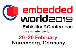 Join Korenix at the Embedded show 2019!